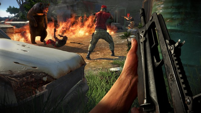 Far Cry 3 Weapons Trailer Released