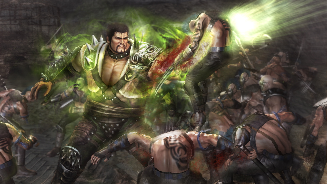 Fist of the North Star: Kens Rage 2 Gets Two New Gameplay