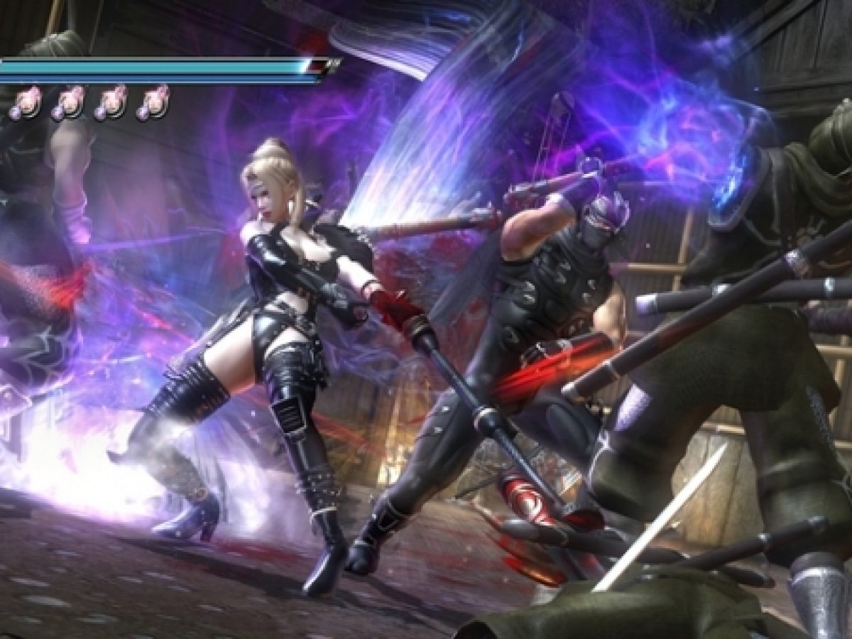Ninja Gaiden Sigma 2 Plus Shipping With New Difficulty Setting