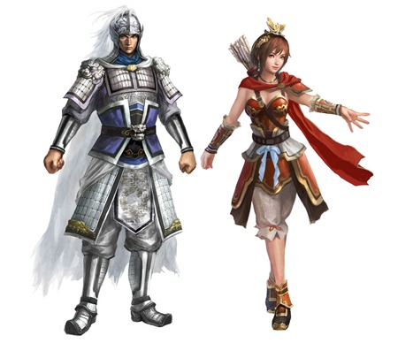 Dynasty Warriors 8 Gets a Japanese Release Date and Limited Edition