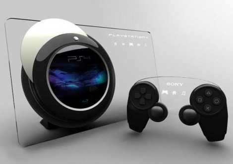 playstation-4-mock-up-system-and-controller