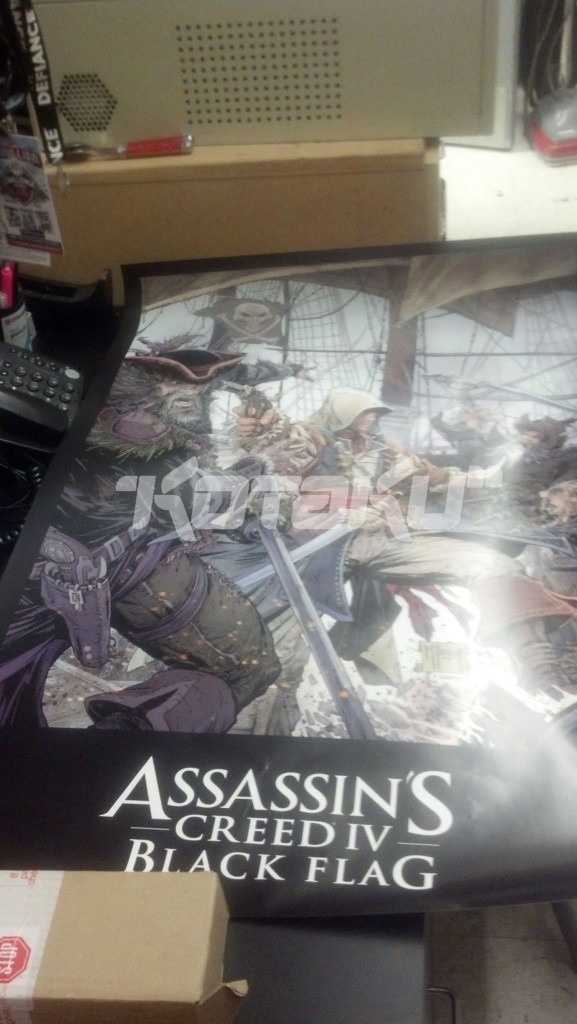 Assassin's Creed IV Poster