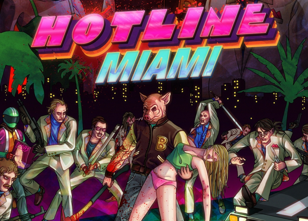 Hotline Miami Collection is Available on Switch Today