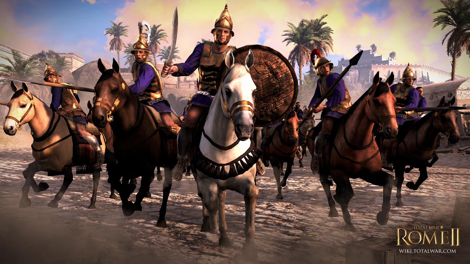 Total War: Rome II Getting Day One DLC   But it's Free
