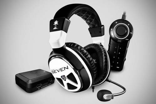 Turtle-Beach-Ear-Force-XP-Seven-Gaming-Headset-the-set