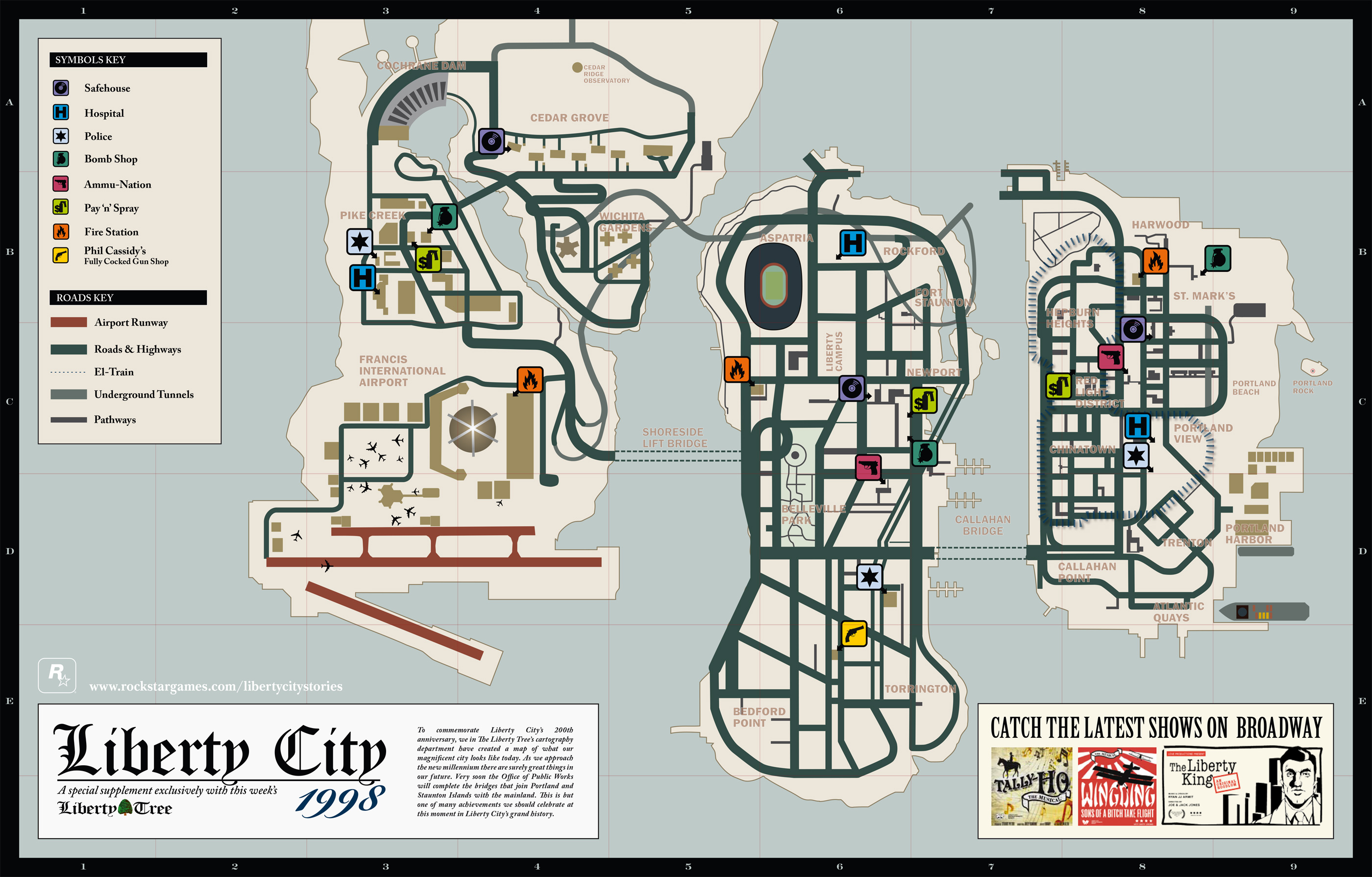 Rockstar Releases High Resolution Liberty City Stories and Vice