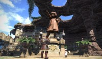 64 New Final Fantasy XIV: A Realm Reborn Screenshots and Artwork Pieces Show Monsters and a Beautiful World