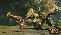 New Monster Hunter Online Info and Screenshots Introduce the Great Sword and the Bulldrome