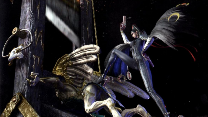 Shock Value: Bayonetta