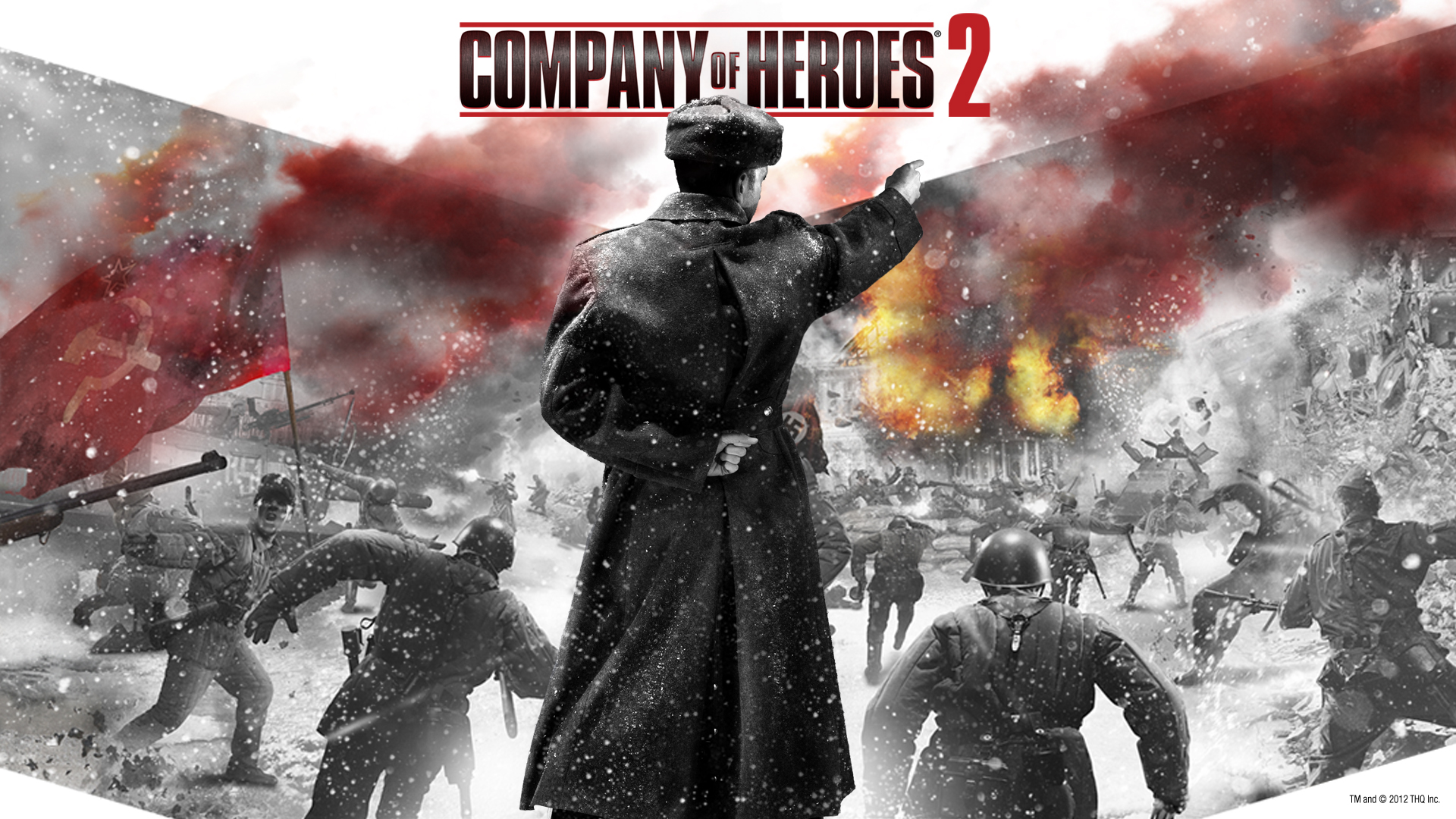 Save 50 Off Company Of Heroes 2 On Steam Until December 3rd