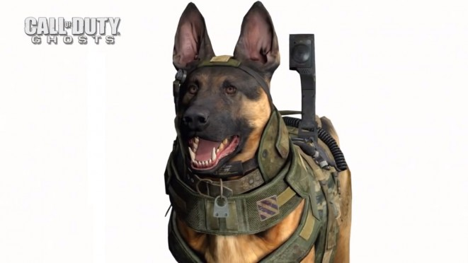 Call of Duty Ghosts - Riley 2