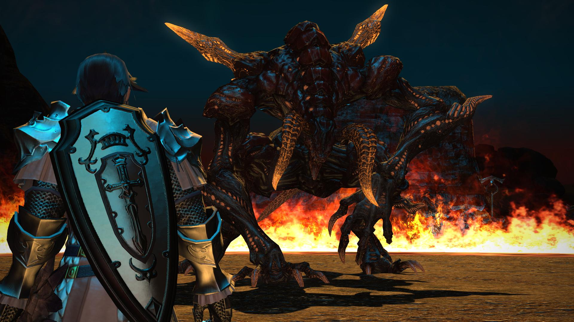Final Fantasy XIV Producer Responds to Criticism on Lag and Area