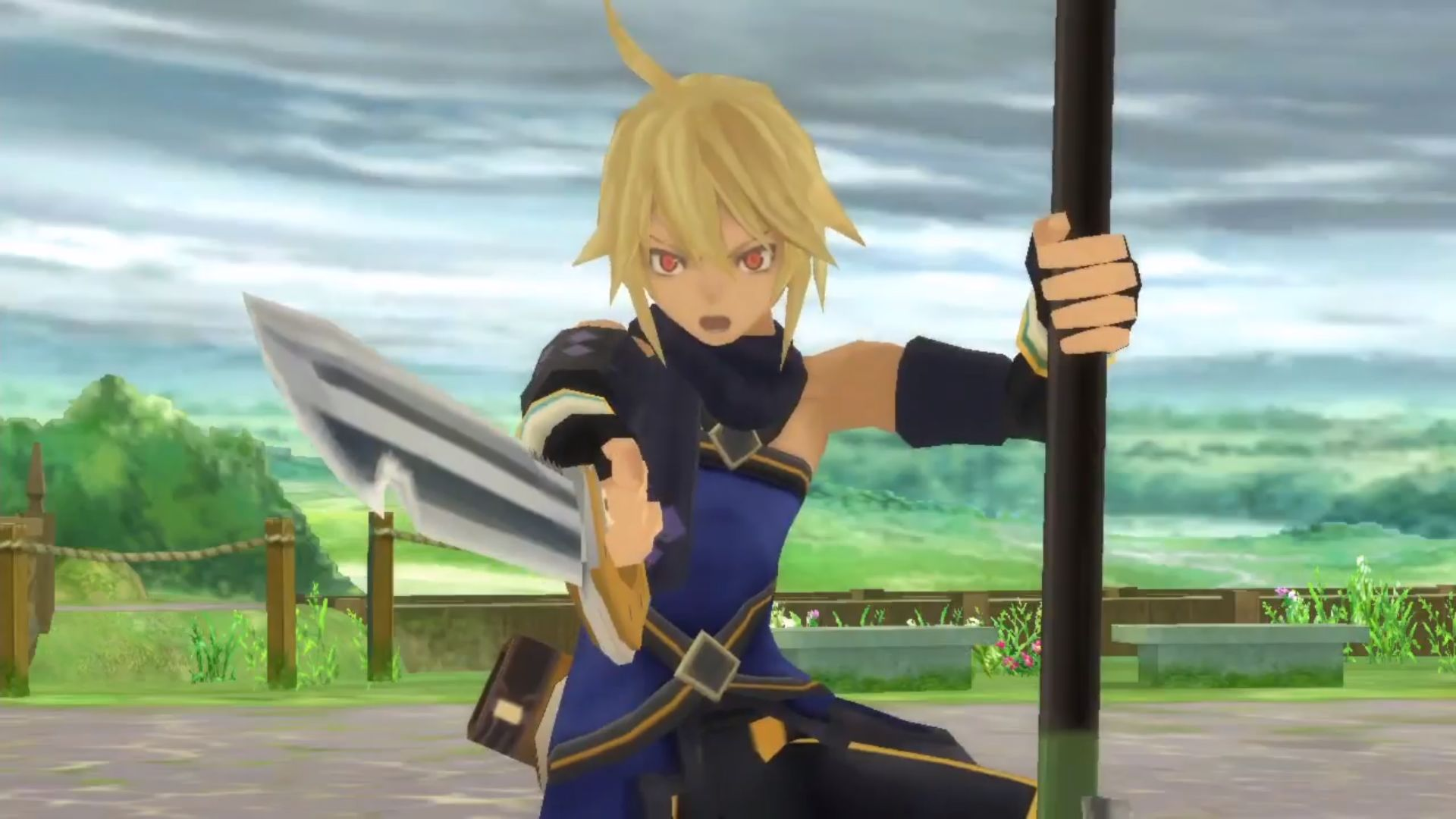 New Tales Of Symphonia Chronicles Trailer Introduces Emil