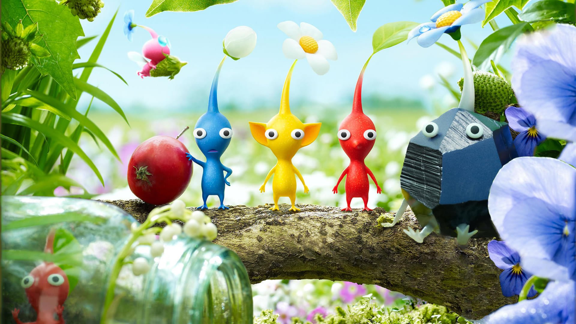 Review Pikmin 3