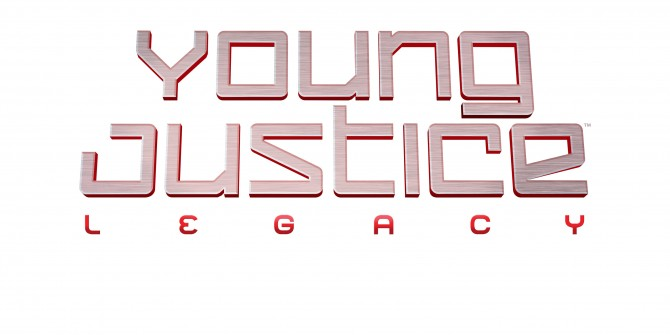 Young Justice Legacy - Logo