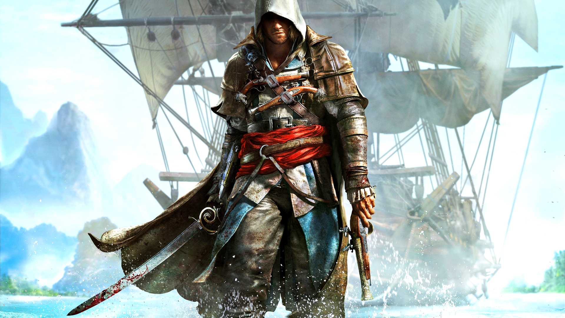 Take A Look At Over An Hour Of Assassin S Creed Iv Black Flag