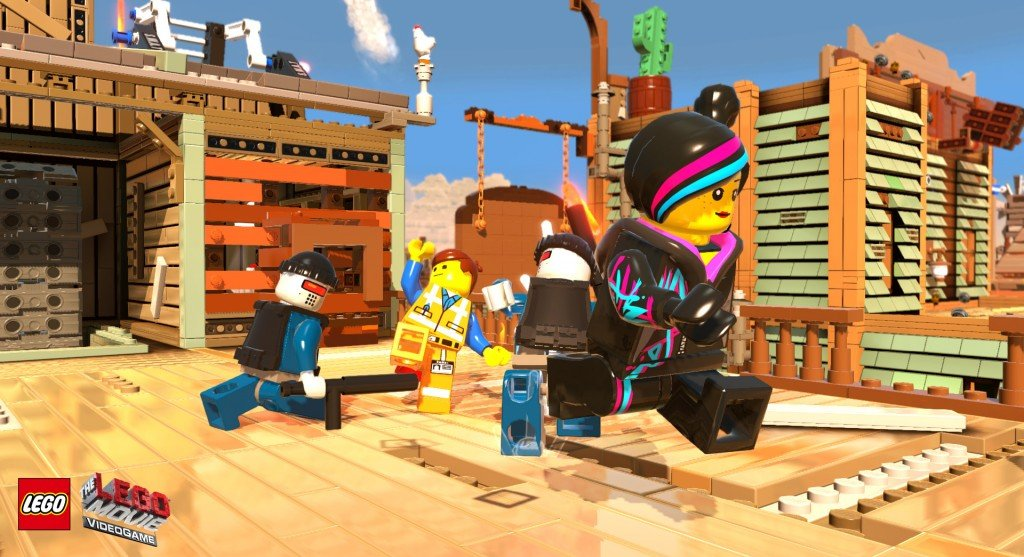 Lego Movie The Video Game 1