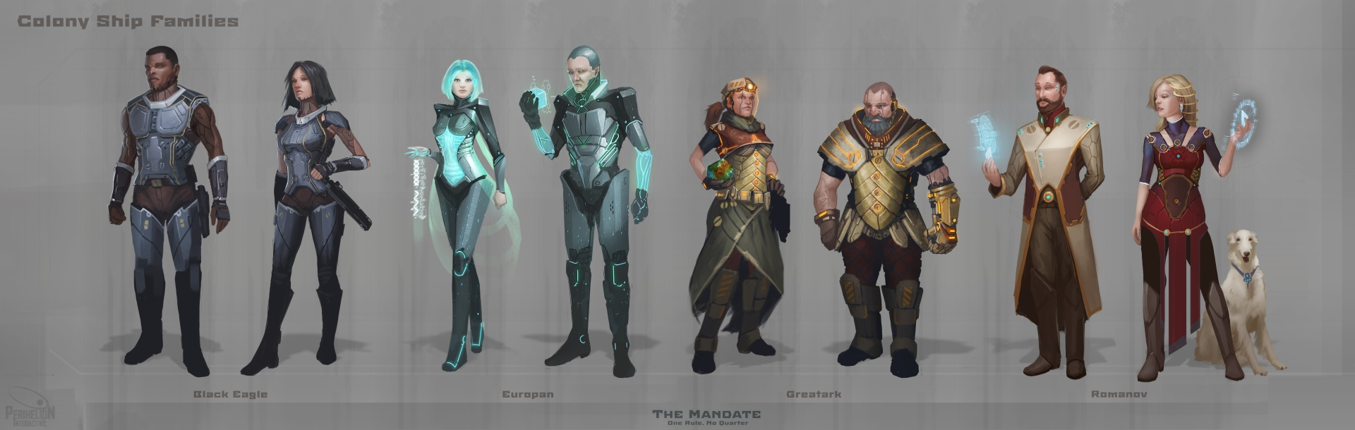 The Mandate - faction_sketches_all_large