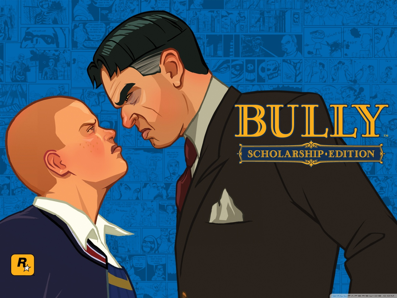 Rockstar's PS2 Classics Bully and Manhunt Suddenly Released for PS4
