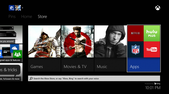 Dashboard - Xbox One Interface Look - 2013-11-25 10-12-54