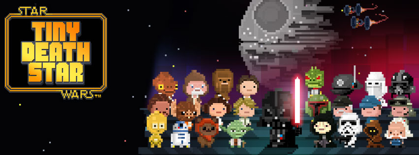 Star Wars - Tiny Death Star Cover
