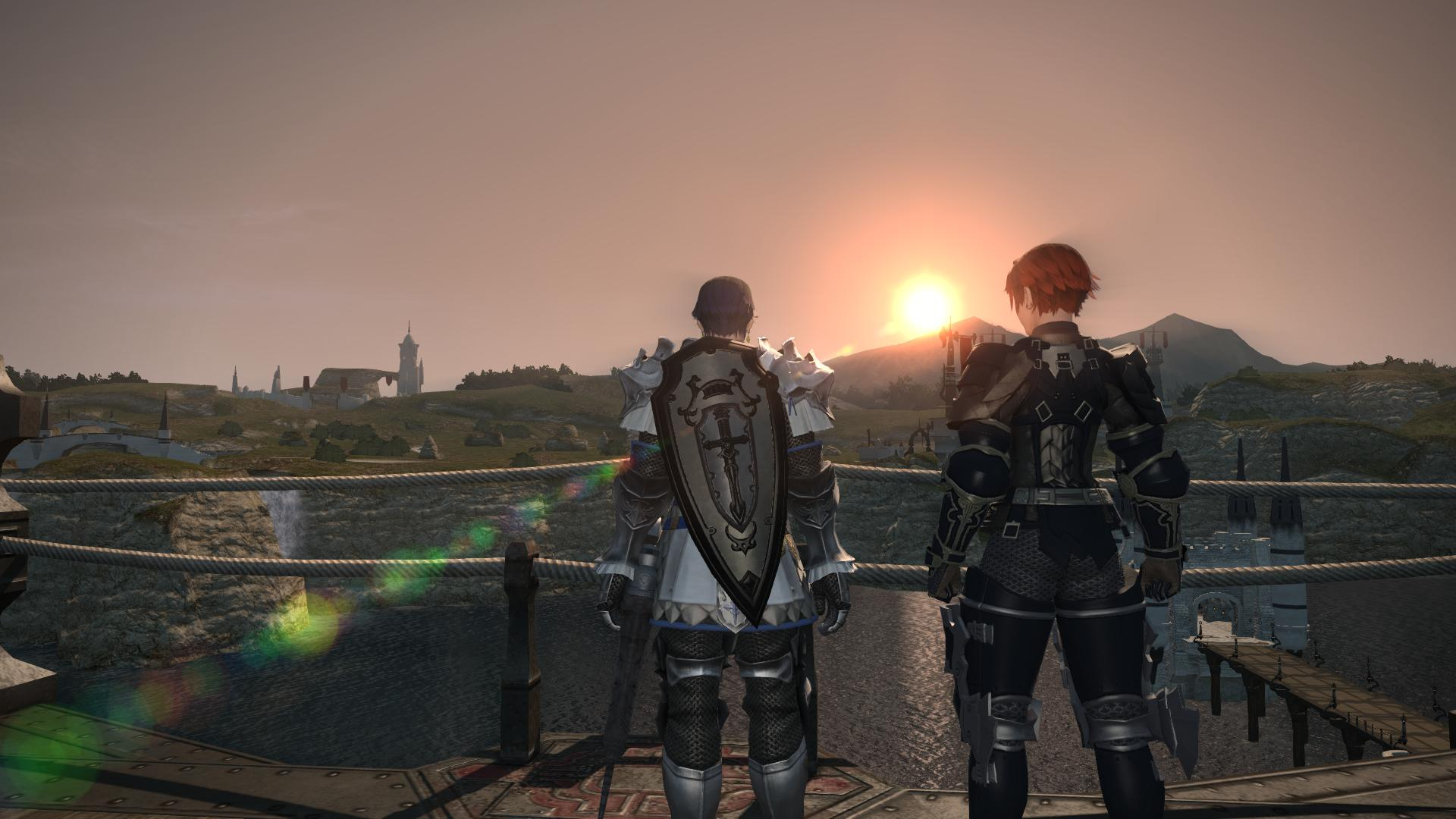 Final Fantasy XIV: A Realm Reborn Gets a Ton of Info on