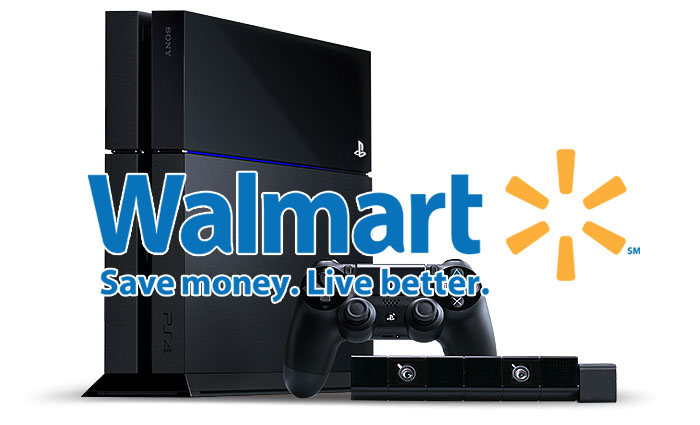 Walmart Black Friday Ad Has Xbox One for $329, PS4 with TLOU and