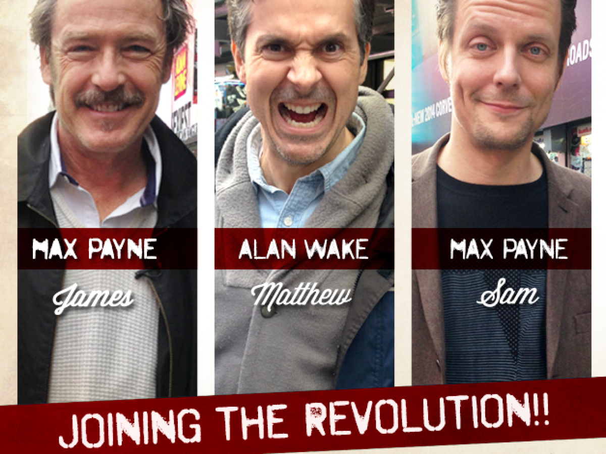 Max Payne And Alan Wake S Voice Actors Join 1979 Revolution