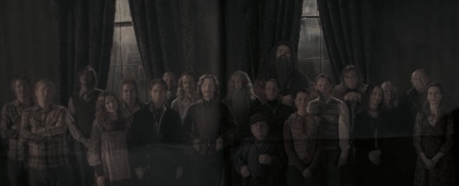 Harry Potter - Order  of the Phoenix in Full