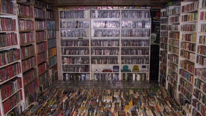huge game collection