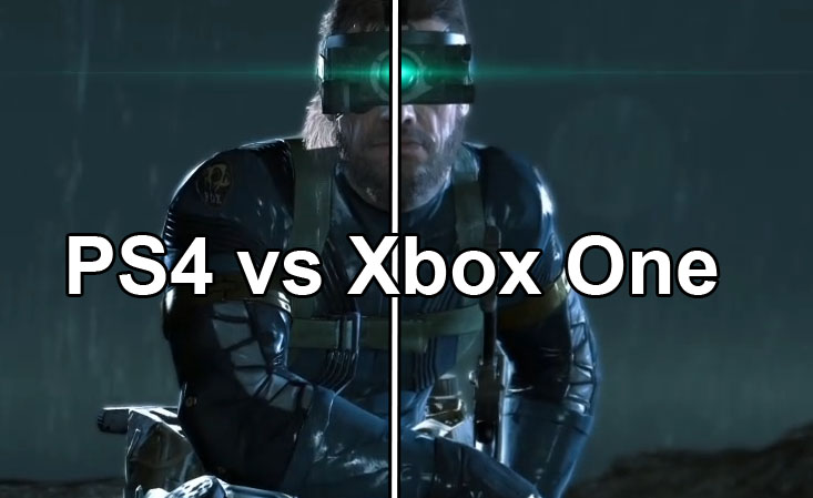 Metal Gear Solid V PS4 vs Xbox One Detailed Screenshot
