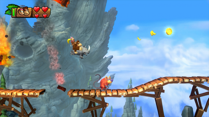 Donkey Kong Country Tropical Freeze6