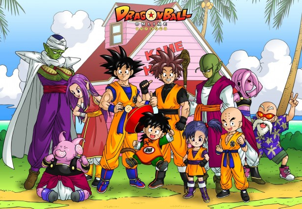Dragon Ball Online - Cropped