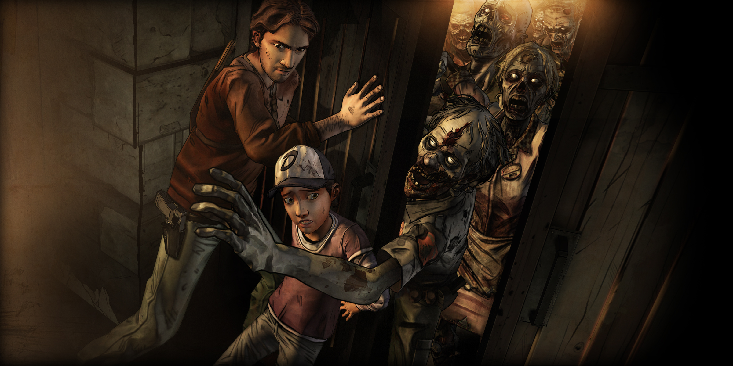 Review The Walking Dead Season Two Episode 2 Dont Look