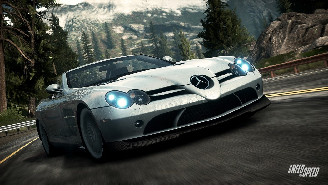 Need For Speed Rivals And Need For Speed Film Coalesce In Movie Cars