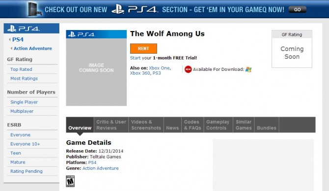 WolfPS4