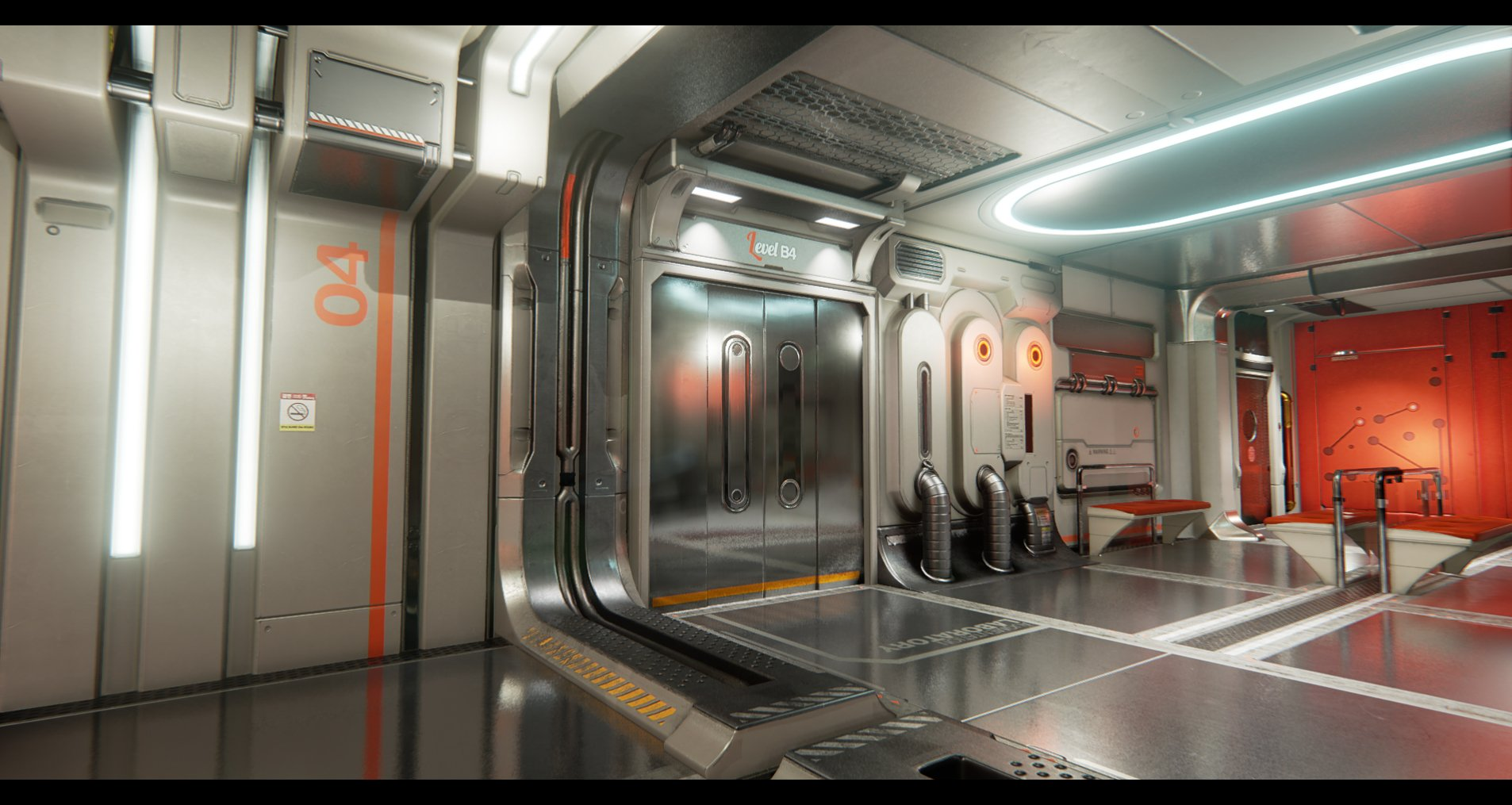 Amazing Deus Ex Scene Rendered in Unreal Engine 4 Gives a