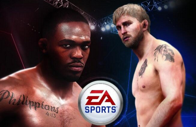 EA Sport UFC demo cropped