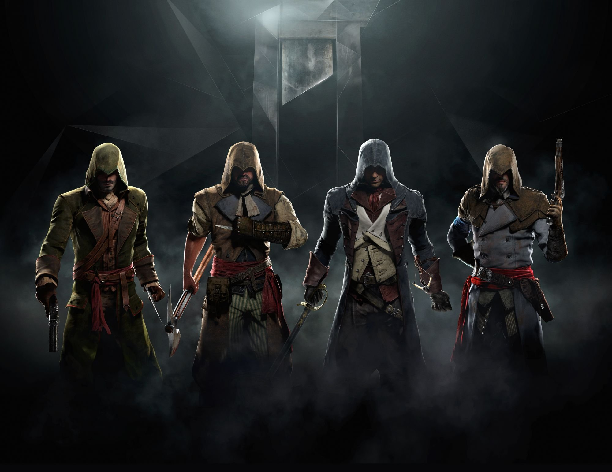 Assassin S Creed Unity S Gameplay Demo Is Absolutely Fantastic