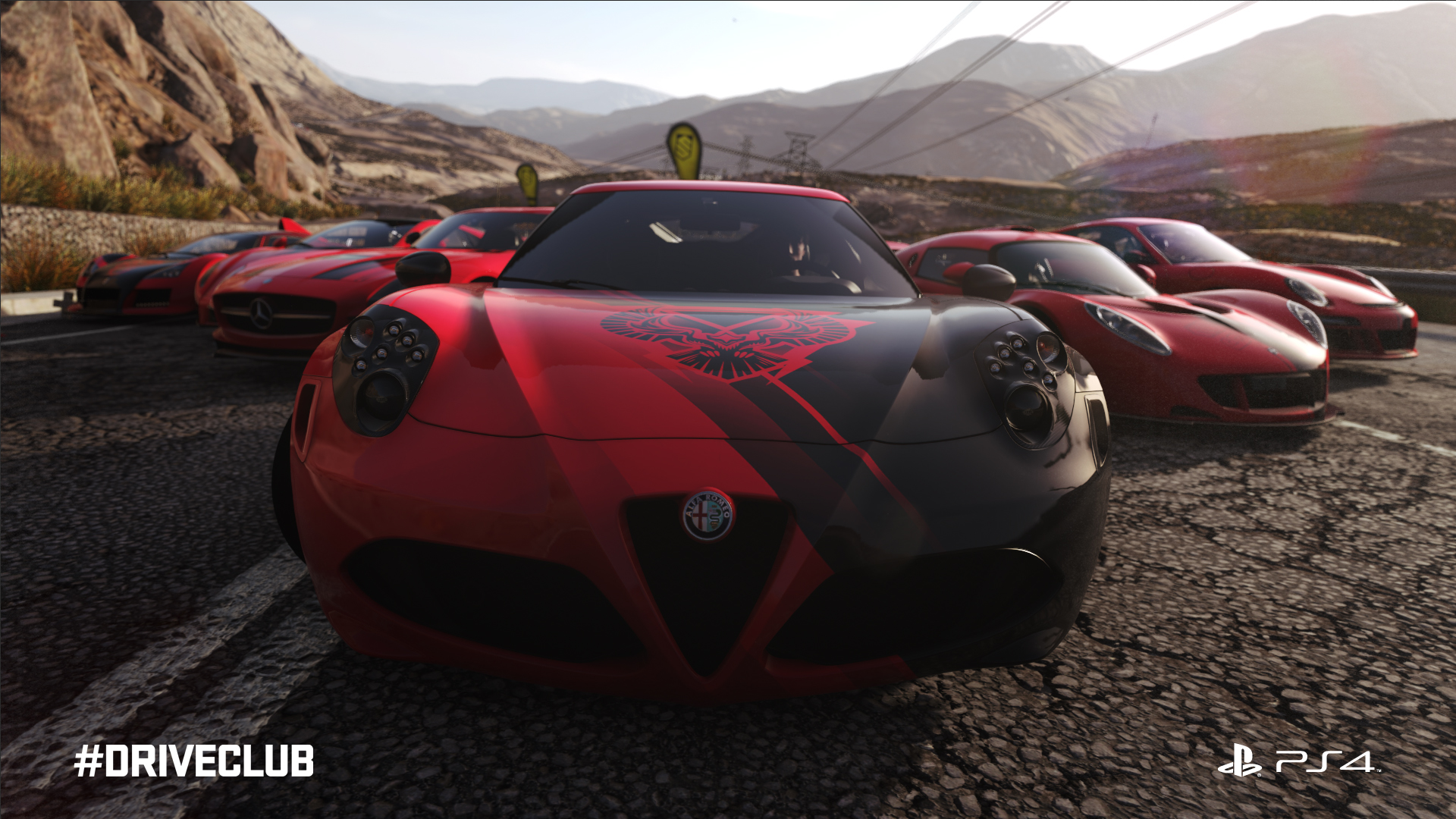 Driveclub Video Shows Spectacular Collision Physics And Effects
