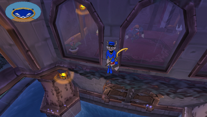 Sly Cooper Collection Vita