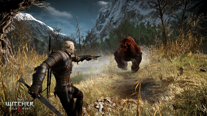 The_Witcher_3_Wild_Hunt_Geralt_shooting_his_crossbow (Copy)