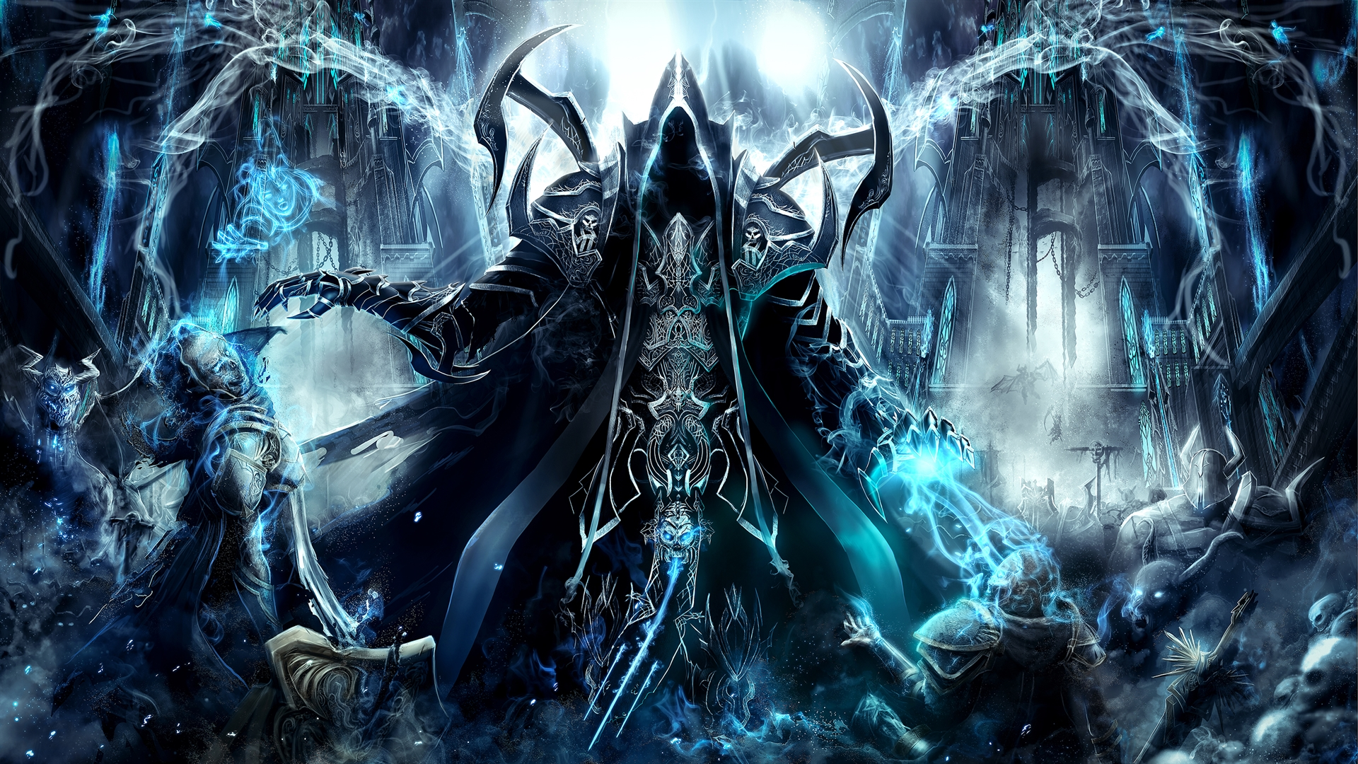 Check Out Diablo III: Reaper of Souls Being Played Via PS