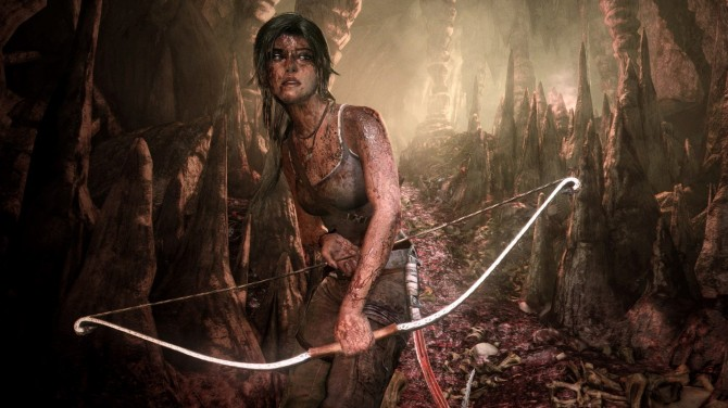 Rise of The Tomb Raider Gameplay Wallpaper