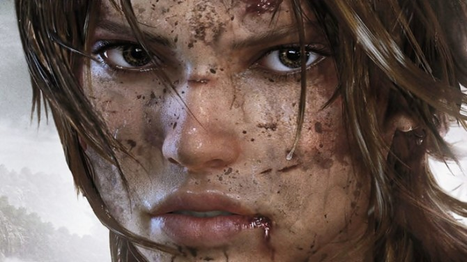 Rise of The Tomb Raider Girl Face Wallpaper