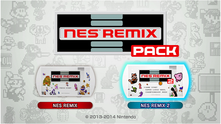 NES Remix Pack Receives December Release Date on Official Nintendo Site