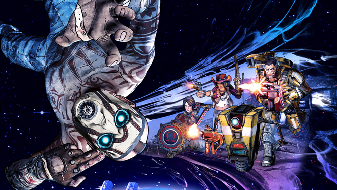Borderlands: The Pre-Sequel Heading to SteamOS At Launch; Borderlands 2 Now On Valve's OS