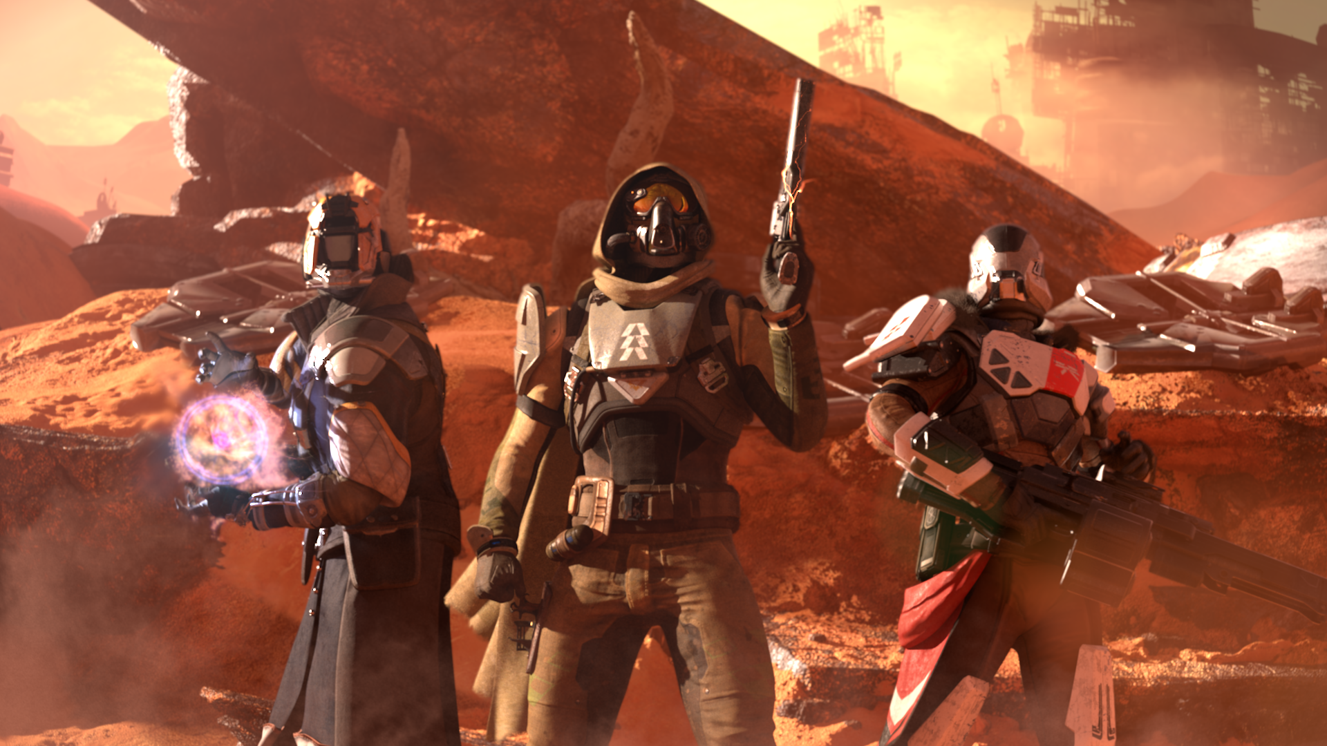 Get A Sneak Peek At Destiny S House Of Wolves Expansion In New