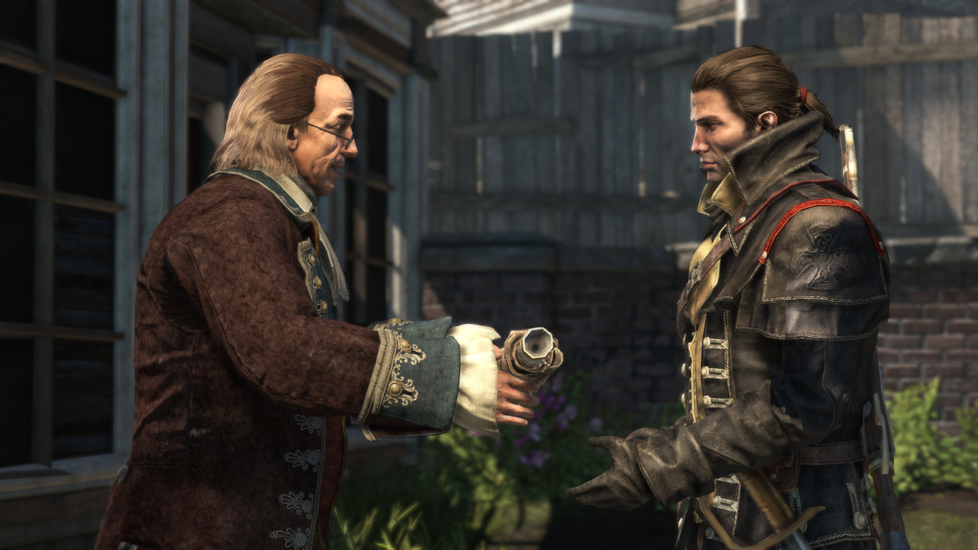 Hunt The Assassins In This New Assassin S Creed Rogue Gameplay