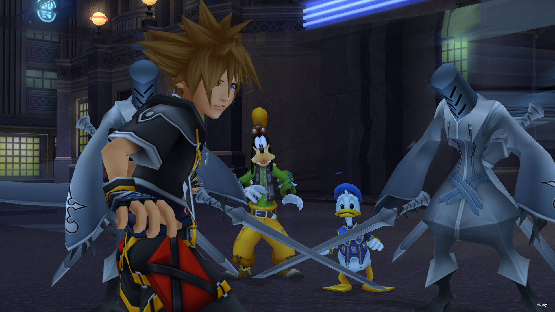Review Kingdom Hearts Hd 2 5 Remix A Dearly Beloved Collection